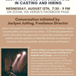 Best Practices For Directors in Casting and Hiring